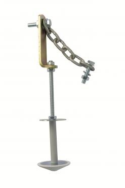 L-Bracket Chain Roof Suspension Kit – Zinc Plated with MH10